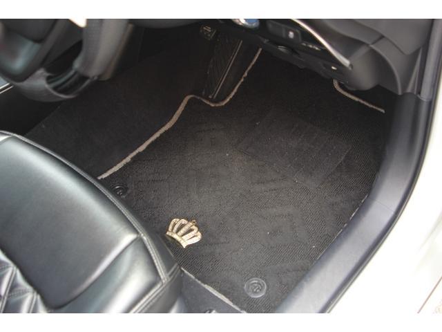 S WALDエアロパーツ WALDリアスポイラー WORKエモーションCR2P18インチ フルタップ式車高調 アルパインX9V大型ナビ ETC 社外コンビハンドル ドラレコ 革調シートカバー フロアマット(48枚目)