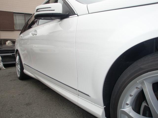 メルセデス・ベンツ M・ベンツ C180ブルーEFアバンG AMGスポーツPプラス