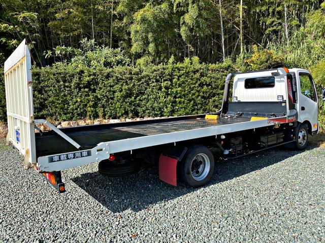 ワイドキャブ超ロング全低床 積載車 NEO5 2.85t(9枚目)