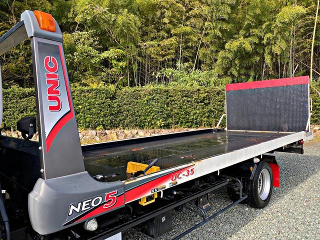 ワイドキャブ超ロング全低床 積載車 NEO5 2.85t(16枚目)