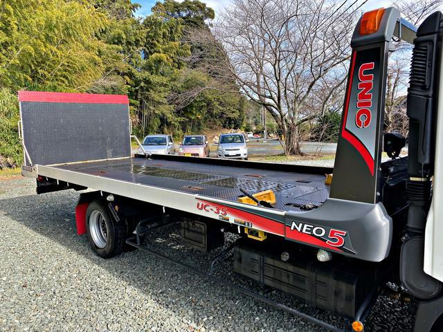 ワイドキャブ超ロング全低床 積載車 NEO5 2.85t(18枚目)