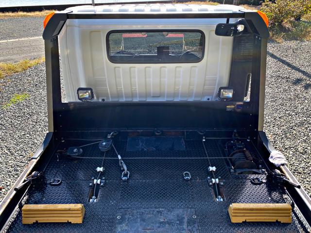 ワイドキャブ超ロング全低床 積載車 NEO5 2.85t(20枚目)