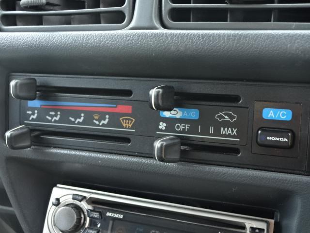 ホンダ アクティバン SDX 両側スライドドア 社外CDデッキ