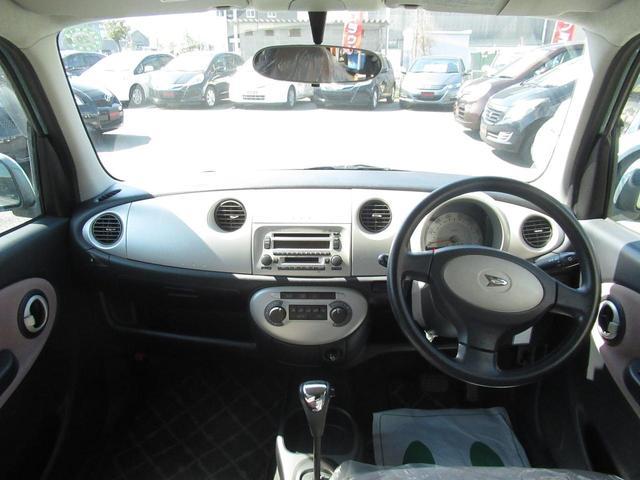 ダイハツ ミラジーノ X 純正CDデッキ ウインカーミラー ABS キーレス