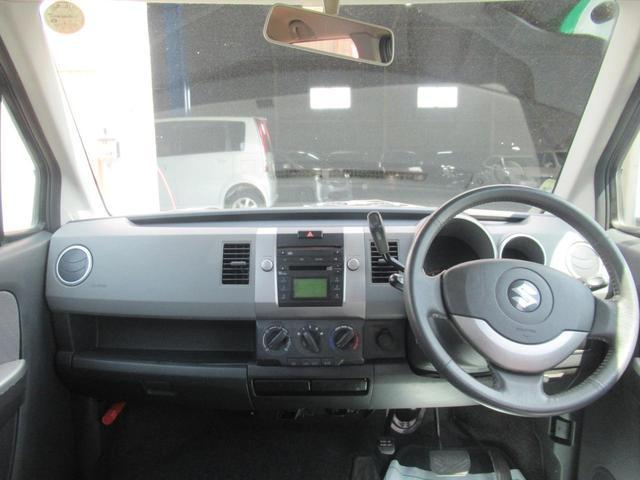 スズキ ワゴンR FX-Sリミテッド ベンチシート キーレス CDデッキ