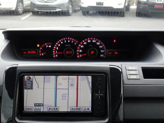 Si G'sバージョンEDGE 8人乗り 両スラ左Pスラ 純正SDナビ フルセグ DVD 走行中視聴可 CD録再 ETC HID オートライト スマートキー 電格ミラー オートAC Rエアコン パドルシフト Pスタート Pガラス(24枚目)