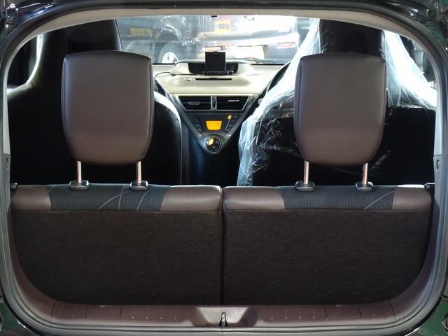 100G レザーパッケージ 純正CD ETC スマートキー プッシュボタンスタート ハーフレザーシート 電格ミラー ウィンカーミラー オートエアコン リアスピーカー エコモード ステアリングスイッチ タイミングチェーン ABS(11枚目)