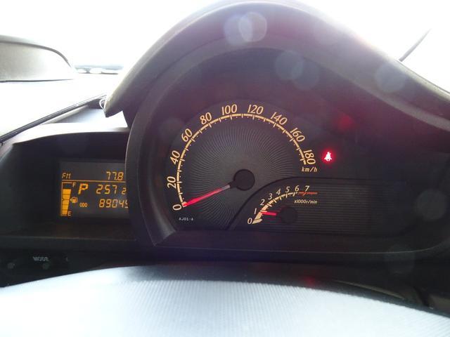 100G レザーパッケージ 純正CD ETC スマートキー プッシュボタンスタート ハーフレザーシート 電格ミラー ウィンカーミラー オートエアコン リアスピーカー エコモード ステアリングスイッチ タイミングチェーン ABS(20枚目)