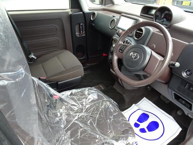 G 左側パワースライドドア 純正SDナビ バックカメラ Bluetooth 後席モニターフルセグ DVD 走行中視聴可 CD ETC HIDヘッドライト シートヒーター スマートキー 純正アルミ(17枚目)