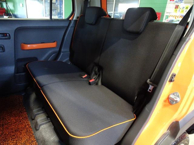 Xターボ ワンオーナー ターボ 社外SDナビ ワンセグ 走行中視聴可 CD ETC HIDヘッドライト シートヒーター スマートキー 純正アルミ アイドリングストップ プッシュボタンスタート 電動格納ミラー(20枚目)