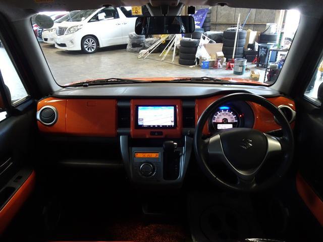 Xターボ ワンオーナー ターボ 社外SDナビ ワンセグ 走行中視聴可 CD ETC HIDヘッドライト シートヒーター スマートキー 純正アルミ アイドリングストップ プッシュボタンスタート 電動格納ミラー(21枚目)