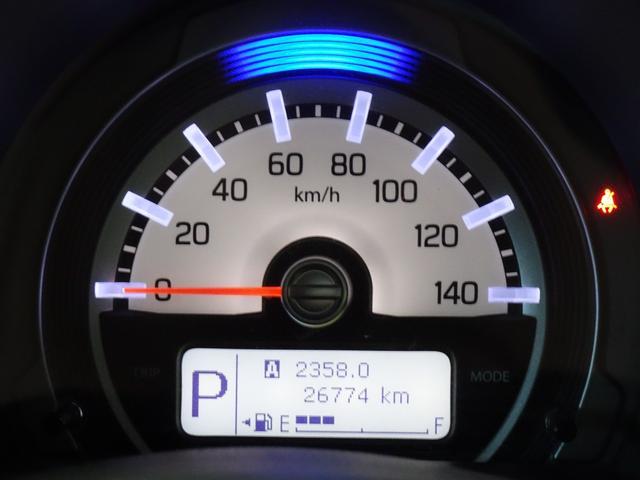 Xターボ ワンオーナー ターボ 社外SDナビ ワンセグ 走行中視聴可 CD ETC HIDヘッドライト シートヒーター スマートキー 純正アルミ アイドリングストップ プッシュボタンスタート 電動格納ミラー(23枚目)