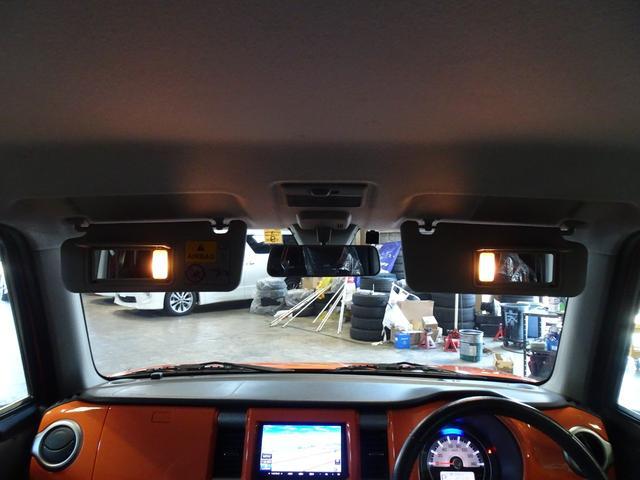 Xターボ ワンオーナー ターボ 社外SDナビ ワンセグ 走行中視聴可 CD ETC HIDヘッドライト シートヒーター スマートキー 純正アルミ アイドリングストップ プッシュボタンスタート 電動格納ミラー(33枚目)