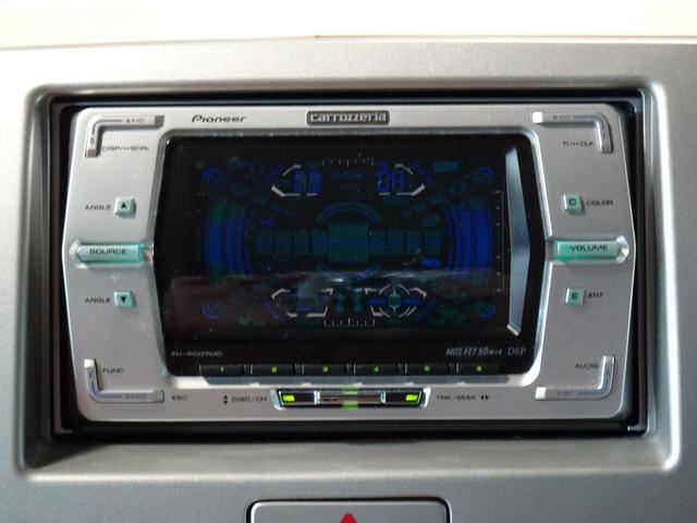 G エアロスタイル ワンオーナー 社外MD スマートキー 純正アルミ オートエアコン エンジンスターターリモコン チップアップシート 衝突安全ボディ パワーステアリング タイミングチェーン ABS 第三者機関鑑定車(20枚目)