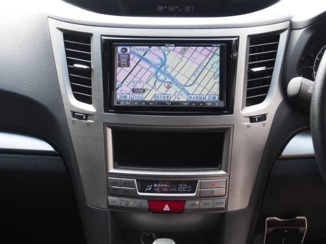 2.5i 4WD 社外ナビ 社外18AW ETC 鑑定書付(4枚目)