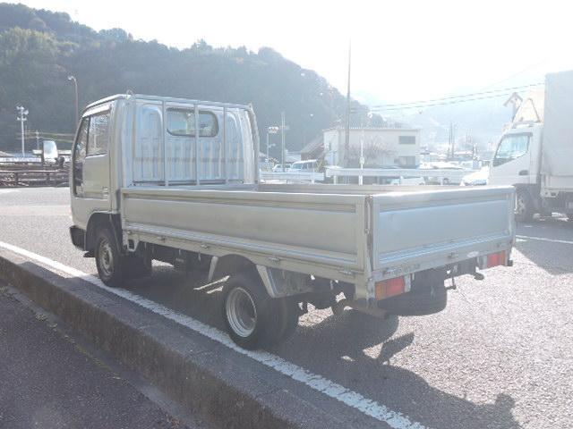 日産 アトラストラック 1.25tカスタム低床平ボディー4ナンバー