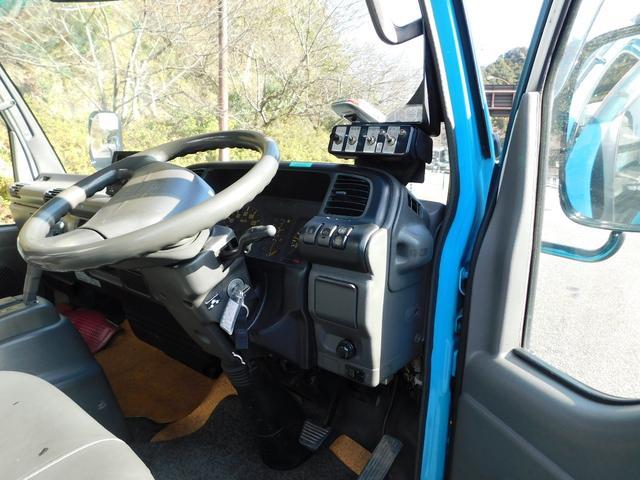 日産ディーゼル コンドル プレス式パッカ-車