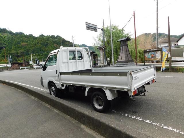 日産 バネットトラック 低床平ボディー