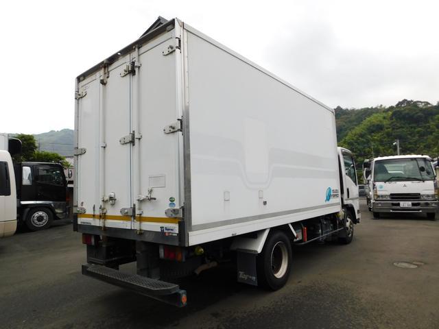 2.95t冷蔵冷凍車ワイドロングハイブリット(3枚目)