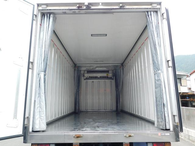 2.95t冷蔵冷凍車ワイドロングハイブリット(5枚目)