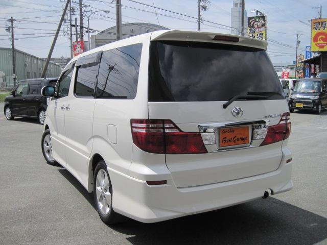 トヨタ アルファードV AS プラチナセレクション 両側Pスライドドア サンルーフ