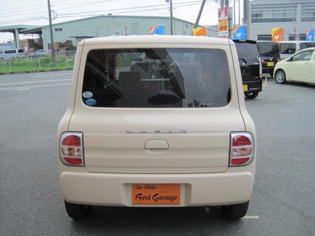 スズキ アルトラパン G エディション Tチェーン車