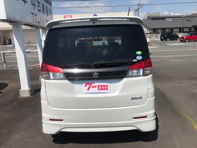 「スズキ」「ソリオ」「ミニバン・ワンボックス」「静岡県」の中古車6