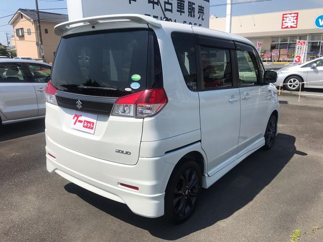 「スズキ」「ソリオ」「ミニバン・ワンボックス」「静岡県」の中古車7