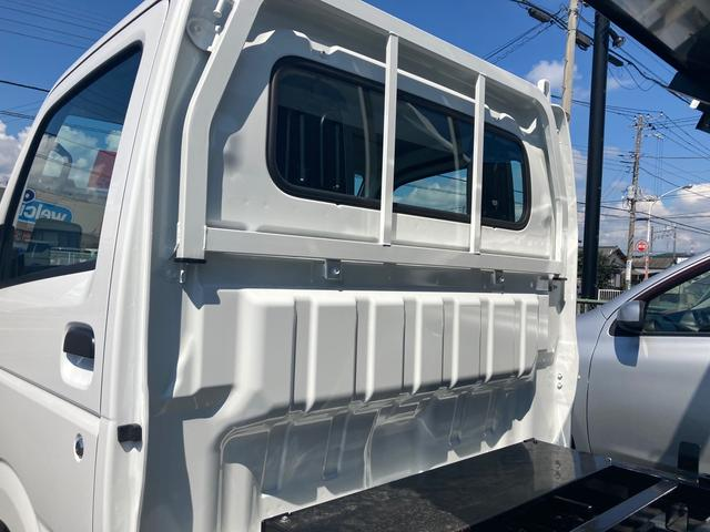 4WD 軽トラック 新明和製ダンプ 強化型 三方開 電動油圧式 脱落防止リヤアオリピン エアコン パワーステアリング 運転席エアバッグ 5速マニュアル(8枚目)