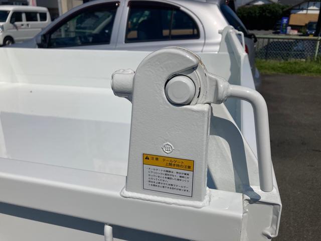 4WD 軽トラック 新明和製ダンプ 強化型 三方開 電動油圧式 脱落防止リヤアオリピン エアコン パワーステアリング 運転席エアバッグ 5速マニュアル(29枚目)