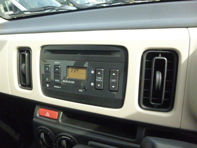 CDラジオオーディオです