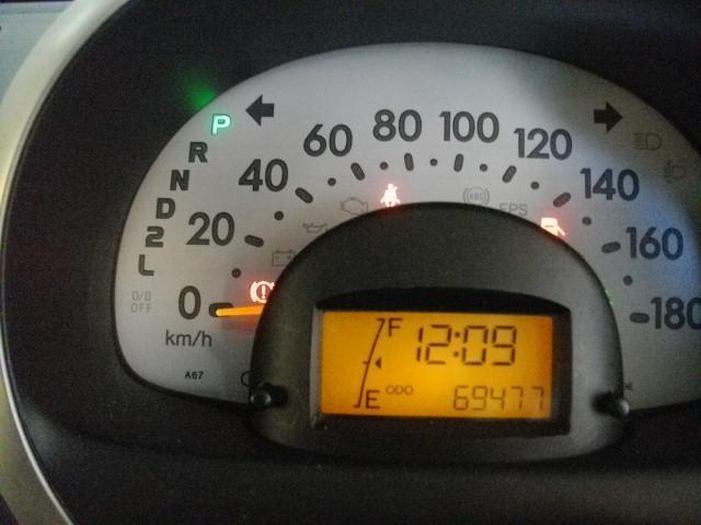 トヨタ パッソ X イロドリ 1オーナー 純正HDDナビ ETC