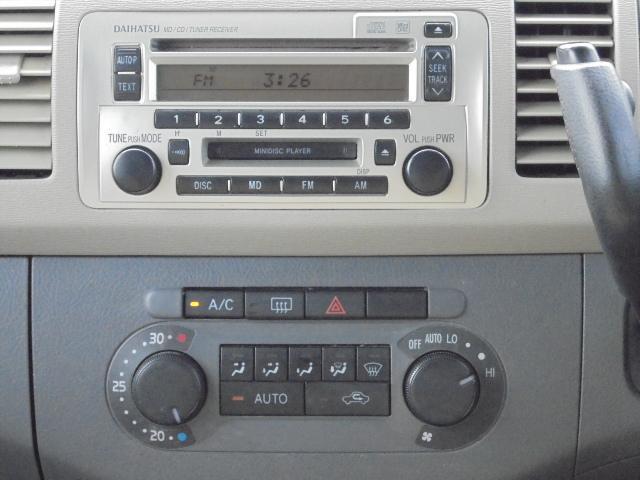 ダイハツ タント RS ターボ キーレス フォグランプ アルミ CDMD