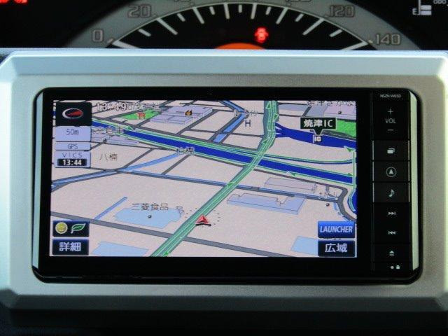 L SA 1年保証付 車検令和4年10月 LEDヘッドライト パワースライドドア 衝突回避支援 誤発進抑制 フルセグTV SDナビ Bluetooth バックカメラ アイドリングストップ CD・DVD再生(7枚目)