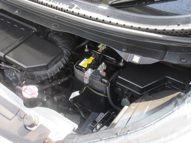 ハイウェイスター G /1年保証付 ナビ Bluetooth 全周囲カメラ バックカメラ フルセグTV HIDヘッドライト CD DVD再生 インテリキー プッシュスタート オートライト ベンチシート 前後スピーカー(61枚目)