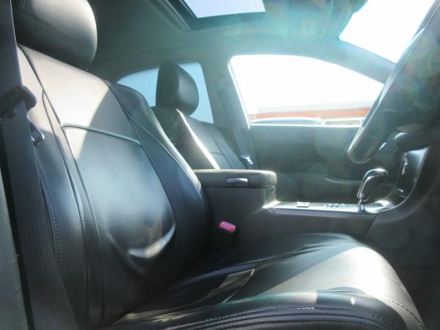 2.5アスリート ナビパッケージ /1年保証付 HDDナビ サンルーフ ワンオーナー HIDライト バックカメラ ETC プッシュスタート 18インチアルミ インテリジェントキー 地デジTV クルーズコントロール タイミングチェーン車(10枚目)