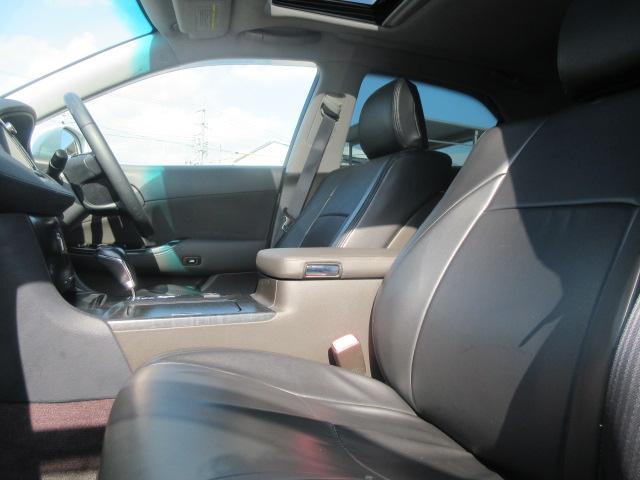 2.5アスリート ナビパッケージ /1年保証付 HDDナビ サンルーフ ワンオーナー HIDライト バックカメラ ETC プッシュスタート 18インチアルミ インテリジェントキー 地デジTV クルーズコントロール タイミングチェーン車(22枚目)