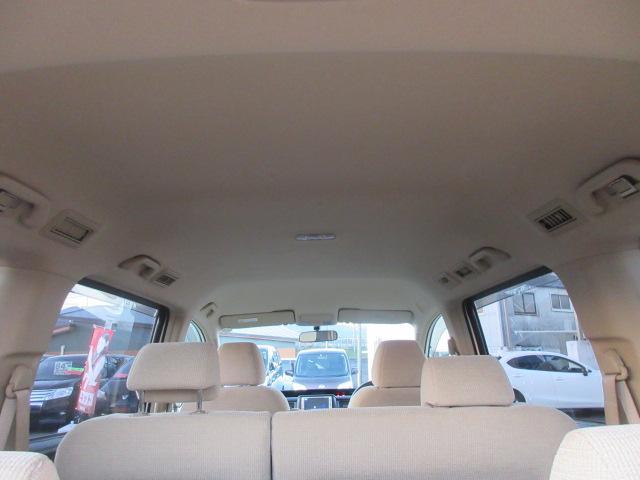 G Lパッケージ /1年保証付 車検令和3年4月 HDDナビ バックカメラ 両側スライド片側電動スライド 8人乗り CD録音可 ETC キーレス オートエアコン 6スピーカー(15枚目)