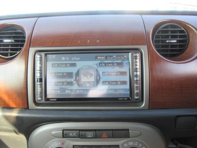 プレミアムX /1年保証付 HDDナビ 走行8万キロ台 TV視聴可 CD録音可 DVD再生 ハーフレザーシート ウッド調ステアリング 空気清浄 オートエアコン フォグランプ 電動格納ミラー(11枚目)