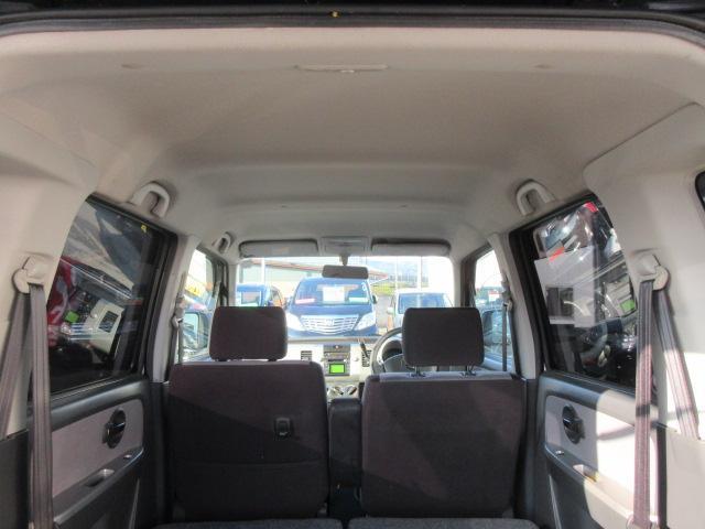 FX-Sリミテッド /1年保証付 スマートキー エアロ 走行9万キロ台 14インチアルミ ベンチシート タイミングチェーン レベライザー ドアバイザー サンバイザーミラー(16枚目)