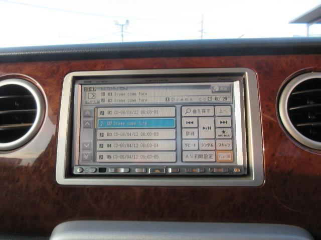 モード /1年保証付 HDDナビ 6万キロ台 DVD再生 CD録音可 ウッド調ステアリング キーレス オートエアコン フォグランプ 前後スピーカー レベライザー 電動角度調整ミラー ベンチシート(11枚目)