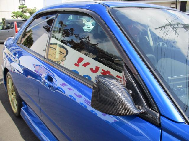 スバル インプレッサ WRX STi 改造車両 車庫保管 Tベル・ウォーターP交換