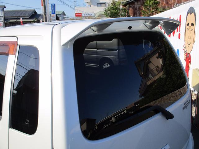 スズキ ワゴンR 21世紀記念スペシャルFMエアロ 社外オーディオ キーレス