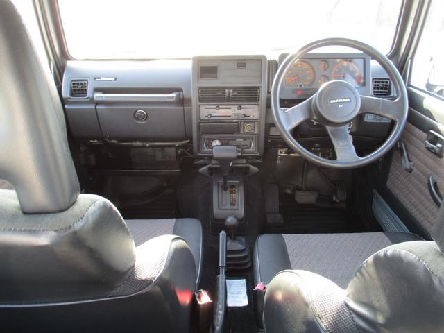 スズキ ジムニー ランドベンチャー 4WD リフトアップ マッドタイヤ
