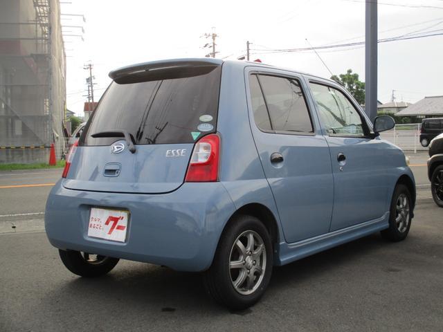 「ダイハツ」「エッセ」「軽自動車」「静岡県」の中古車8