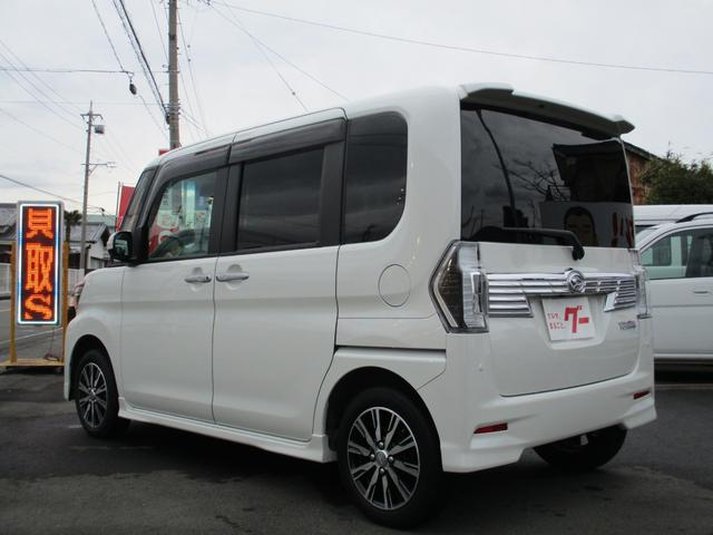 「ダイハツ」「タント」「コンパクトカー」「静岡県」の中古車4