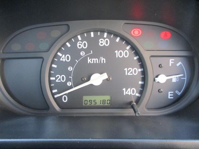 メーター廻り・走行95180km