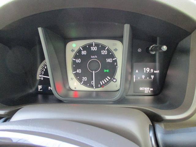 L・ターボホンダセンシング ワンオーナー車・禁煙車・走行7409km・Gathersナビ・Bカメラ・純正前後ドラレコ・ETC・社外14インチアルミ・シートカバー(18枚目)