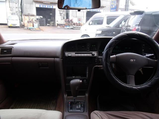 トヨタ クレスタ GTツインターボ ノーマル車