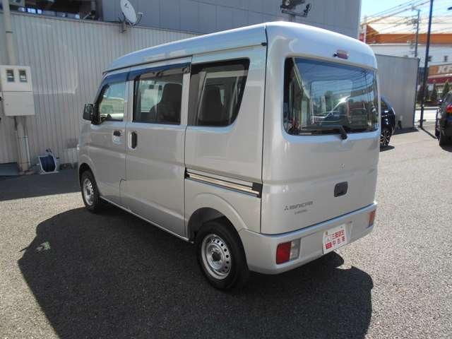 三菱 ミニキャブバン 660 M ハイルーフ 4AT車
